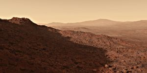 Martian Surface Test by nvseal