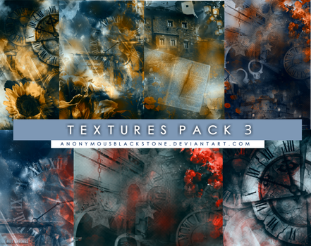 Textures pack 3 by AnonymousBlackStone