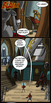 Misadventure of the Scavengers pg 14 by TheCiemgeCorner