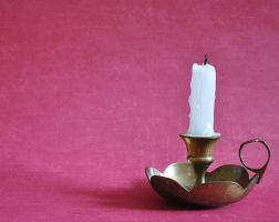Candlestick 03 by Sandgroan
