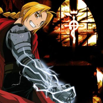Edward FMA by CrazySituation