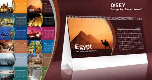 egypt calender by osey83