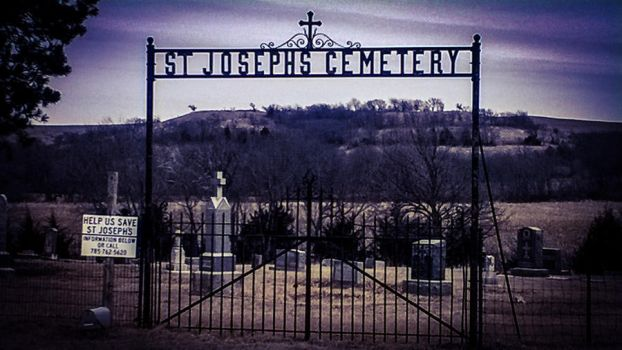 Cemetery by picedwrites