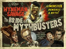 Bride Of Mythbusters by timshinn73