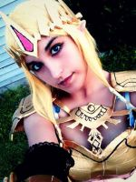 Zelda by Xalitha