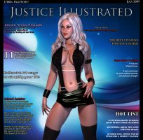 Justice Illustrated Issue 7 by ExGemini