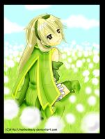 The Green Field by narkAlmasy