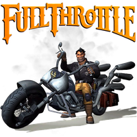 Full Throttle by POOTERMAN