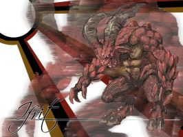 ifrit by watergrave