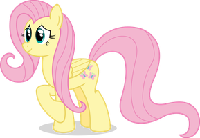MLP-GD Game - Fluttershy by flashlighthouse