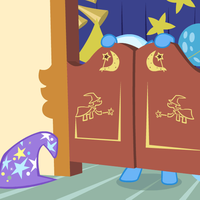 .Where's Trixie?. by SirPonyLancelot