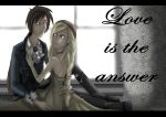 Love is the Answer by Fiftyshadesofkay