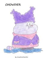Chowder by ChasePawPatrolPal