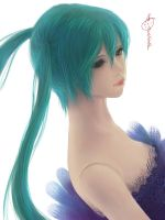 Doll :Miku: by FranyBerry