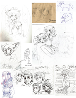 Sketchdump 151014 by Lahara