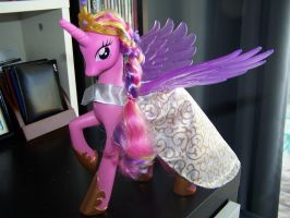 Princess Cadance (Toy) by IFlySNA94