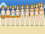 Day at the beach TG by OverlordSophie