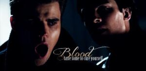 Damon and Stefan Salvatore Signature by McOlussska