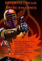 Mandalorian Mercs by Commander-A-21-Felix
