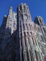 Ely Cathedral by violets-are-red
