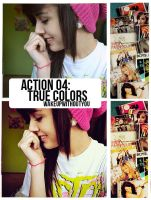 Action True Colors by WakeUpWithoutYou