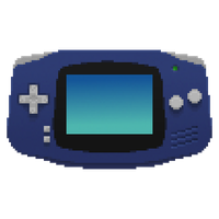 GBA in the Pixels by gfball84887
