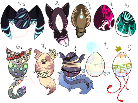 Egg Collab Auction Closed by SilverFeather-Adopts