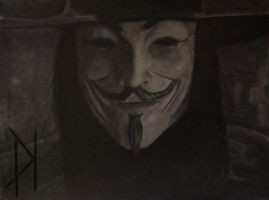 V for Vendetta by Patrick-Kennedy-Art