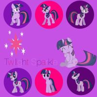 Twilight Sparkle by The-Ordinary-Friend