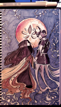 Day 22: You are my quest (kubo) by Samiriam