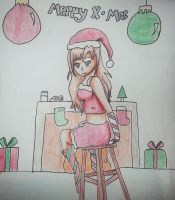 christmas contest by ninjalove134
