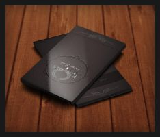 Koralle business card by dizawish