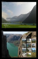 2014 Norge Calendar by Crooty