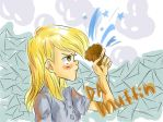 DA MUFFIN! human derpy hooves MLP by cheryl-jum