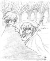 Vampire Knight- Snow Stormed by FaNtAsYzMaRiOnEtTe