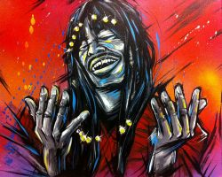 Rick James / Chappelle by Lopan4000
