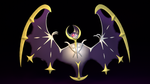 #792. Lunala by TheAdorableOshawott