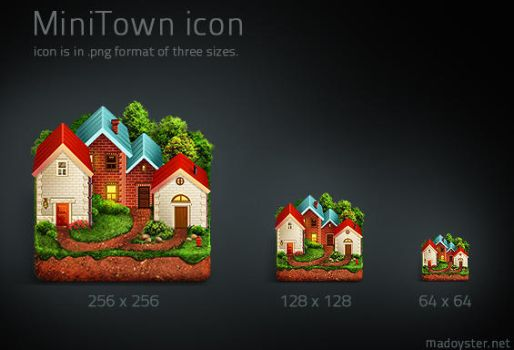 MiniTown by MadOyster