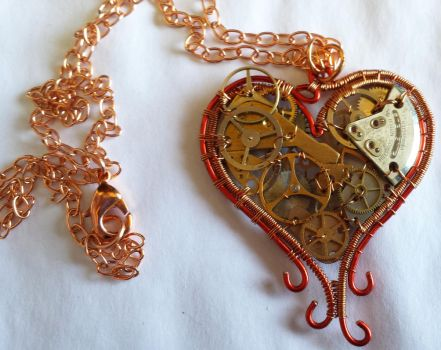 My Mechanical Heart by Cego-Colher