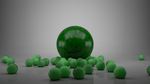 Oh little green eggs and no ham by Ludez