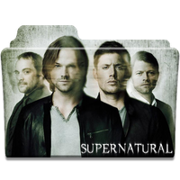 Supernatural s11 Folder Icon by giilpereiraa