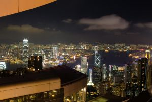 Victoria Peak by Catharsis313