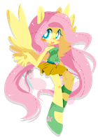 MLP-Fluttershy by abc002310