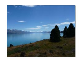 Lake Pukaki by faithnomorefan
