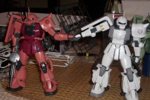 ms-06r-1a zaku2bors pound it by townspersondpad