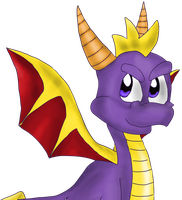 Quick Spyro by RadSpyro