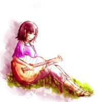TBH - guitar by FEA-S