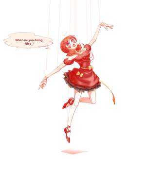 Marionette Maki by traud