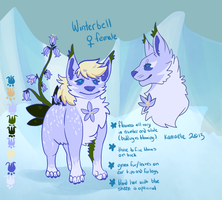 Winterbell Reference Sheet by Kama-ItaeteXIII