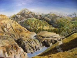 Thredbo complete by GeorgeLiao